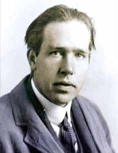 Niels Bohr - Quantum Physics Atomic Energy