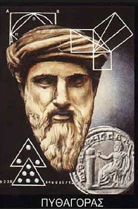pythagoras contribution in the field of mathematics